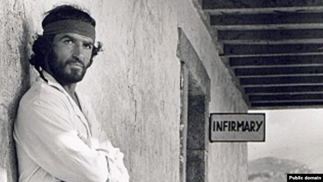 "Bekim Fehmiu in 1971's ""The Deserter,"" by American director Burt Kennedy"