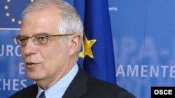 جوزف بورل وزیر خارجه اسپانیا