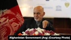 رئیس جمهور افغانستان