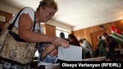 Тема выборов в Народное Собрание прозвучала и в заявлении созданного накануне Общегражданского Союза «Апсадгьыл»