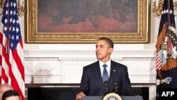 Обама ифтар мәҗлесендә чыгыш ясый