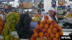Aşgabat, Rys bazary. Arhiw suraty