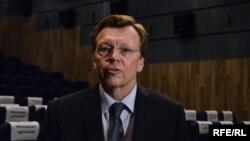 Вейн Шарп, директор офісу міжнародної громадської організації «Інтерньюз» в Україні
