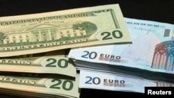 Dolar i euro