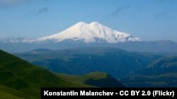 Elbrus dağı