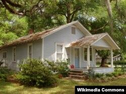 Orlando, Florida. Kerouac-ın yaşadığı ev