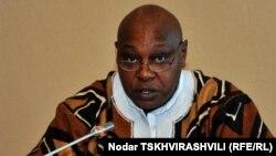 Спецдокладчик ООН по вопросу о праве на свободу собраний и ассоциаций Майна Киаи.