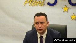Вицепремиерот за евроинтеграции Бујар Османи