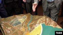 Обсуждение строительства Рагунской ГЭС