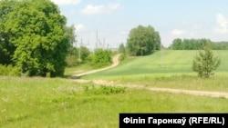Шлях да сядзібы Каліноўскага.