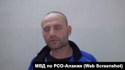 Житель Владикавказа, подозреваемый в незаконном обороте оружия