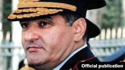 Bakı şəhər Baş Polis İdarəsinin yeni rəisi, polis general-mayoru Mirqafar Seyidov