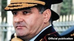 Mirqafar Seyidov, arxiv foto