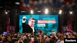 'Ne idemo u rat, ratovi su gotovi', poručio je Milanović na kraju izbornog dana