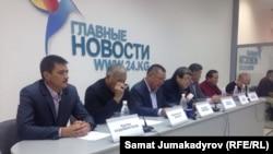 Комитет по защите Канатбека Исаева.
