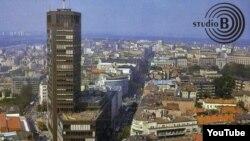Zgrada Beograđanke u kojoj je smeštena redakcija RTV Studio B