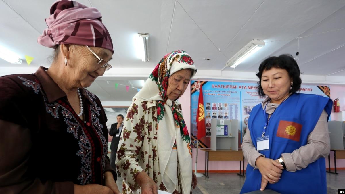 Monitors Praise Kyrgyz Elections