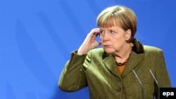 Germaniýanyň kansleri Angela Merkel, Berlin, 5-nji dekabr, 2014.
