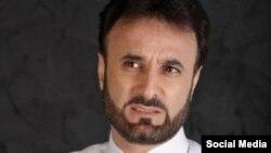 Руководитель оппозиционной «Группы 24» Умарали Куватов, убитый в марте прошлого года в Стамбуле.