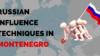 Influența Rusiei în Muntenegru
