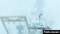 Буй службы предупреждения цунами Deep-Ocean Assessment and Reporting of Tsunamis.
