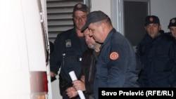 Bratislav Dikić, bivši šef Žandarmerije Srbije, kojeg je uhapsila crnogorska policija, osumnjičen za terorizam.