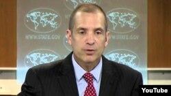 Представитель государственного департамента США Марк Тонер.