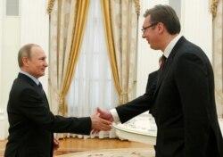 Na Putinovom kanabetu