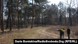 Вільна земельна ділянка, яку АТОвці знайшли для забудови, але міська рада не погодила