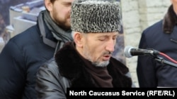 Муфтий Дагестана Ахмад Абдулаев