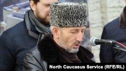 Муфтий Дагестана Ахмад Абдулаев и экс-глава Дагестана Рамазан Абдулатипов