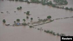 Poplave u Indiji, jul 2015.