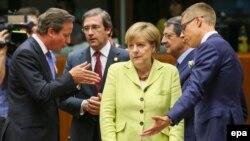 Եվրամիության առաջնորդները հանդիպում են Բրյուսելում, 16-ը հուլիսի, 2014թ․