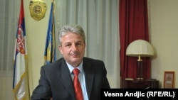 Beograd- Drejtori i policisë së Serbisë Millorad Veloviq (Ilustrim)