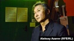 Серік Апрымов, режиссер. Алматы, 18 қазан 2017 жыл