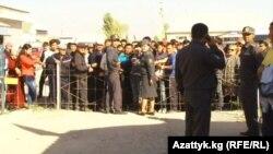 Қырғызстандағы парламент сайлауы