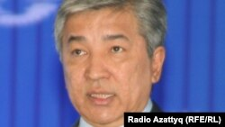 Астана әкімі Иманғали Тасмағамбетов.