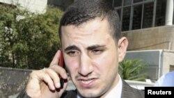 Мохаммед Атрі, речник Ріяда Хіджаба, на телефонному зв'язку в столиці Йорданії Аммані, 6 серпня 2012 року