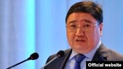 Павлодар қаласының бұрынғы әкімі Ерлан Арын.