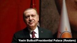 Թուրքիայի նախագահ Ռեջեփ Էրդողան, արխիվ