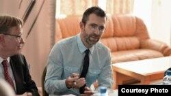 Рускиот новинар и публицист Борис Камчев