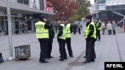 Илустрација: Полицајци.
