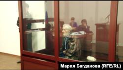 Николай Громова в суде