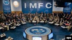 Ілюстрацыйнае фота, штаб-кватэра МВФ у Вашынгтоне