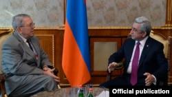 Լուսանկարը՝ Հայաստանի նախագահականի
