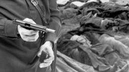 Расстрел НКВД