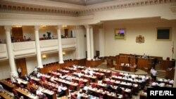 Заседание парламента Грузии (архив)