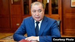 Bakir Tairov told lawmakers on November 26 that the State Service For The Fight Against Economic Crimes had launched an investigation into what he called money laundering. (file photo)