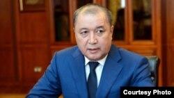 Председатель Госслужбы по борьбе с экономическими преступлениями (финпол) Бакир Таиров.