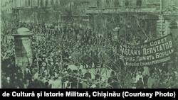 Odesa în febra revoluției ruse